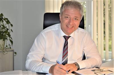 Bürgermeister Dietmar Berndt